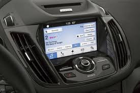Ford Escape Interior - 2017 ford escape advanced new technology features