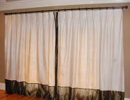 Interior Arched French Doors by Window Treatments For French Doors