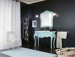 room with black walls decorating with black walls