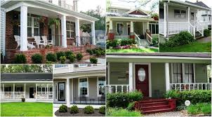 front porch designs colonial cadel michele home ideas great