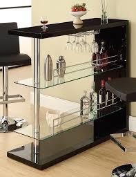 coaster 100165 bar table black 100165 at homelement com