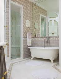 White Subway Tile Bathroom Ideas Bathroom Antique White Subway Cool Features 2017 Subway Tile