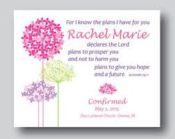 gifts for confirmation girl personalized bible verse confirmation print bible