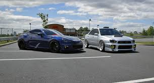 stancenation subaru brz bugeye and brz craze191st