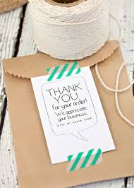 custom thank you cards customized thank you cards thanks for your order business cards