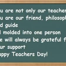 beautiful lines on teachers day royalty free digital stock photos