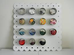 simple and creative homemade craft storage ideas using unexpected