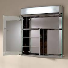 Lighted Bathroom Cabinet Led Lighted Medicine Cabinet Tloishappening