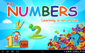 kids numbers android tablet forum