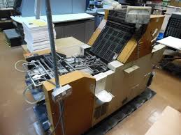 single colour used offset printing machines ryobi itek 3980 single