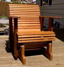Free Woodworking Plans For Patio Furniture by 23 Best Glider Chairs Images On Pinterest Woodwork Chairs And