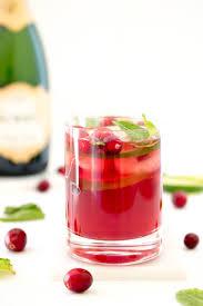 pomegranate cranberry chagne punch recipe pomegranate juice