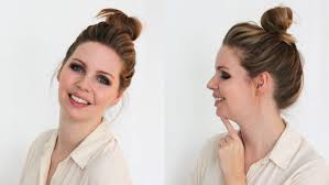 Frisuren Mittellange Haare Dutt by Bob 10 Schnelle Und Einfache Stylingvarianten Für