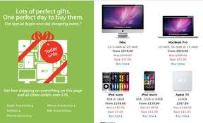 apple offers discounts in black friday sale telegraph