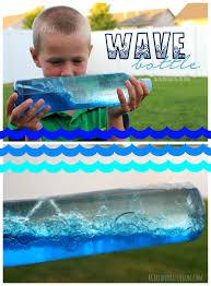 wave bottle for kids bottle homemade and glue guns