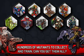 mutants genetic gladiators apk mutants genetic gladiators for android