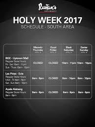 black friday store hours 2017 manila shopper holy week lenten 2017 schedule of malls