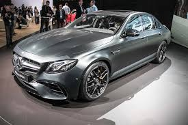 2018 mercedes amg e63 and e63 s sedan first look automobile magazine