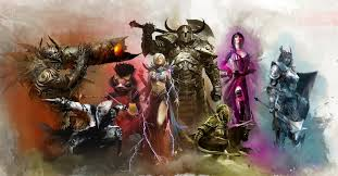 guild wars factions 2 wallpapers guild wars 2 review second opinion gather your party