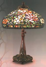 authentic tiffany lamp in the authentic tiffany lamp in the