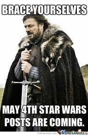 May The 4th Meme - 14 may the fourth be with you memes to celebrate star wars day