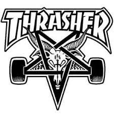 thrasher skateboard mag hoodies shirts und mehr bei skatedeluxe
