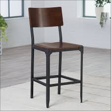 Armchair Bar Stools Dining Room Wonderful High Back Counter Height Chairs Bar Seats