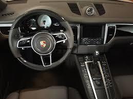 Porsche Cayenne Red Interior - my agate grey interior pics porsche macan forum