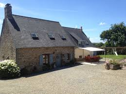 charming breton farmhouse heated private homeaway saint