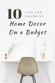 10 tips for shopping home décor on a budget installing shiplap