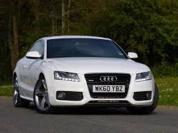used audi a5 s line for sale used white audi a5 2010 diesel 3 0 tdi quattro s coupe in great