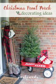 our christmas front porch welcome home tour postcards from the