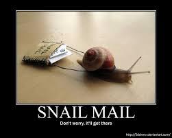 Mail Meme - snail mail by 2dchew on deviantart