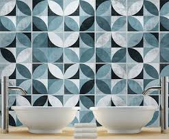 kitchen backsplash tile stickers tile decal mid century modern tile stickers kitchen