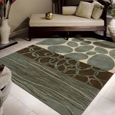 Big Area Rugs For Living Room by Blue Green Brown Rug Large Area Rugs For Cheap Octagon Area Rugs