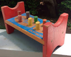 Toy Wooden Tool Bench Cobblers Bench Etsy