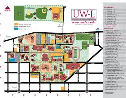 Miami Dade College North Campus Map by Uw La Crosse Campus Map My Blog