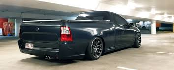 ford falcon fpv f6 ute inline 4ltr turbo six with over 400hp from