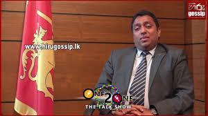 Gammanpila Reveals Hiru Gossip One 2 One Talk With Education Minister Akila Viraj
