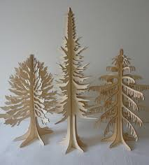 21 table size trees to set the mood