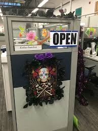 cubicle halloween store 6 do it yourself 3d day of the dead