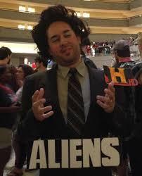 History Channel Aliens Guy Meme - alien guy meme tumblr