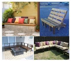 Lacks Outdoor Furniture by Outdoor Inspiration Pallet Furniture Cinder Block Benches And
