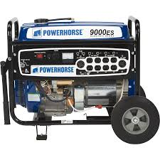 amazon com powerhorse portable generator 9000 surge watts 7250