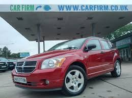 used dodge caliber cars for sale motors co uk