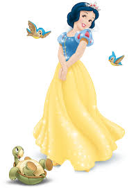 animated snow white clipart 66