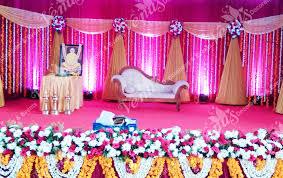 hindu wedding decorations venu s wedding planners stage decorations kerala india