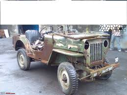 jeep j8 military a jeep at last now what team bhp