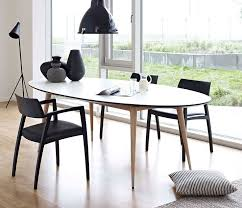 Black Glass Extending Dining Table Dining Room Elegant Oval Tables Best Table Ideas Glass Decor