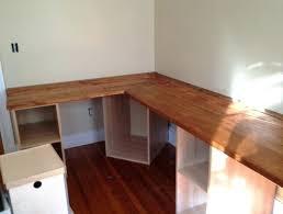 Corner Desk Diy Diy Corner Desk Floating Desk L Shape Re Show Your Ideas And